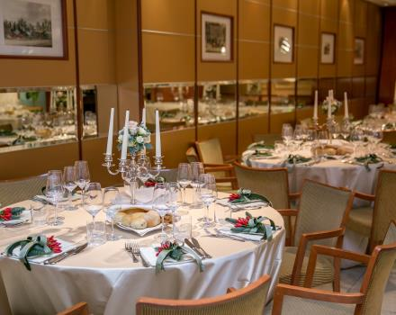 Plan your wedding at the best Western Hotel Cappello d''Oro Bergamo 4-star elegance