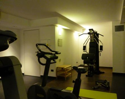 Best Western Hotel Cappello D'Oro - fitness