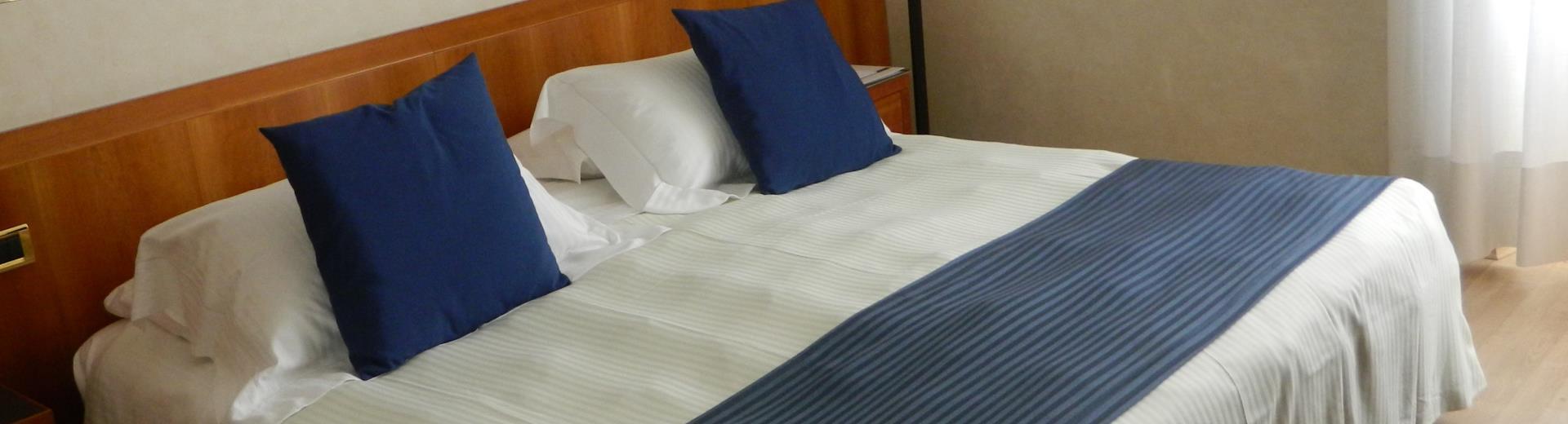 Camera Matrimoniale A Bergamo.Camere Classic Bergamo Centro Hotel 4 Stelle Hotel Cappello D Oro