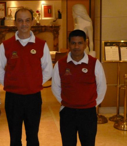 Welcome Staff - Best Western Hotel Cappello d'Oro