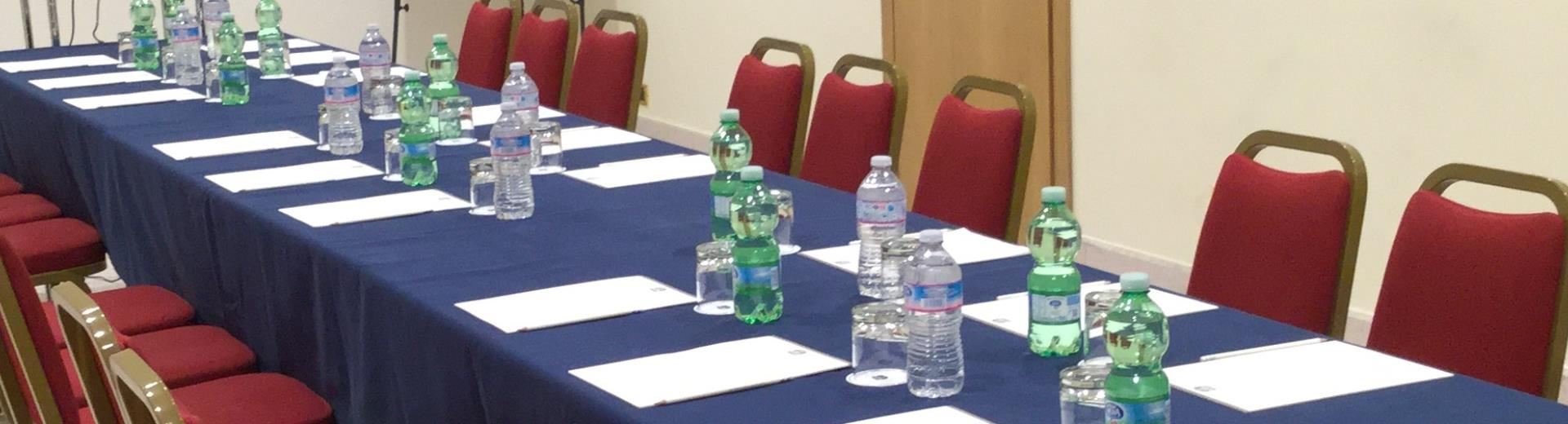 Meeting rooms and business services in Bergamo at BW Hotel Cappello d''Oro