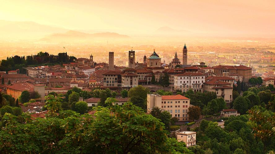 Discover Bergamo by staying at the Best Western Hotel Cappello d'Oro!