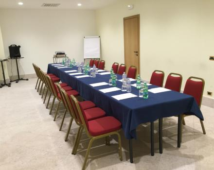 Business services at the Best Western Hotel Cappello d''Oro