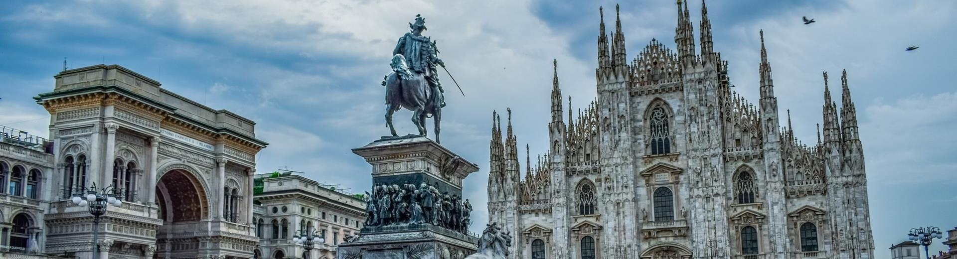 Visit Milan, stay at BW Hotel Cappello d''Oro Bergamo
