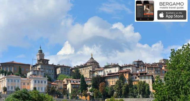 Best Western Hotel Cappello D'oro Bergamo invites you to discover through the app