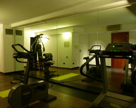 Best Western Hotel Cappello d'Oro-fitness